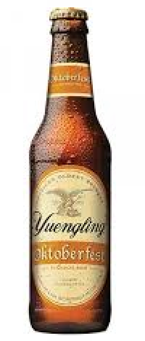 Yuengling Oktoberfest by Yuengling Beer Co. in Pennsylvania, United States