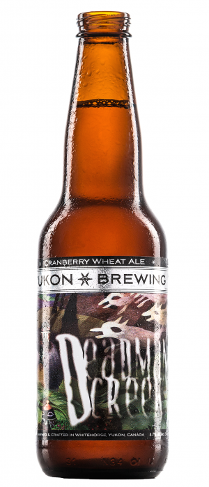 Deadman Creek by Yukon Brewing in Yukon, Canada