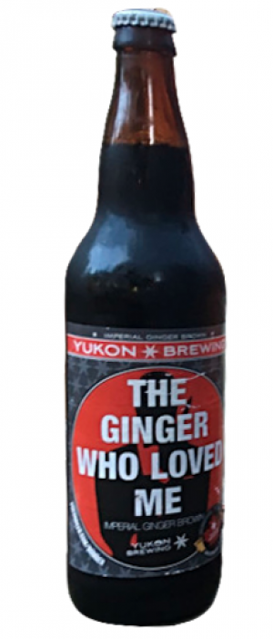 The Ginger Who Loved Me by Yukon Brewing in Yukon, Canada