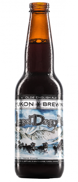 Lead Dog by Yukon Brewing in Yukon, Canada