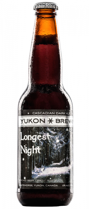 Longest Night by Yukon Brewing in Yukon, Canada