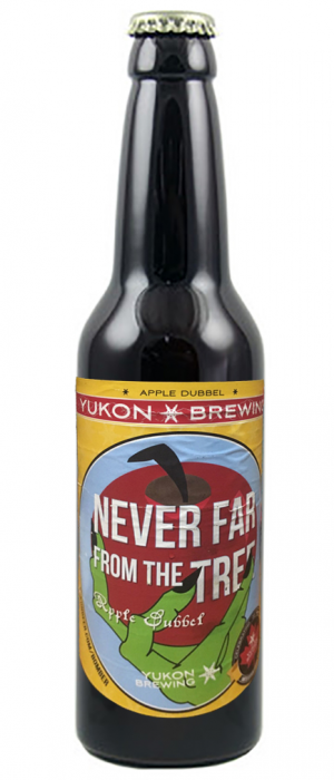 Never Far From The Tree by Yukon Brewing in Yukon, Canada