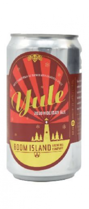 Yule 2020 Holiday Ale by Boom Island Brewing Company in Minnesota, United States