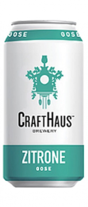 Zitrone by CraftHaus Brewery in Nevada, United States