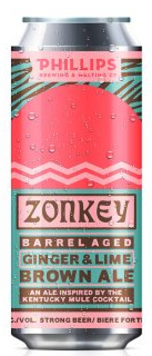 Zonkey by Phillips Brewing & Malting Company in British Columbia, Canada