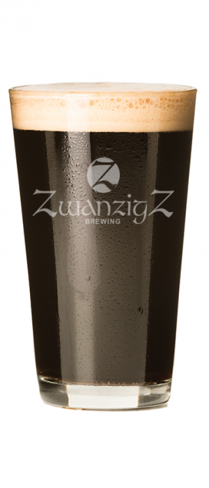 Fulcrum Imperial Stout by ZwanzigZ Pizza & Brewing in Indiana, United States