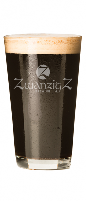Ghost Pepper Imperial Stout by ZwanzigZ Pizza & Brewing in Indiana, United States