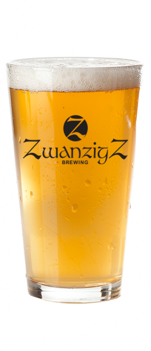 Honey Wheat Ale by ZwanzigZ Pizza & Brewing in Indiana, United States
