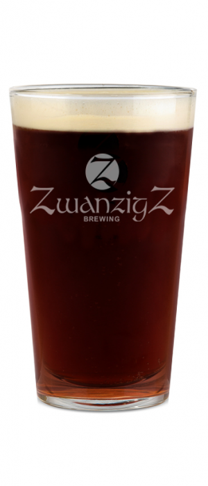 Polished Hippie Porter by ZwanzigZ Pizza & Brewing in Indiana, United States