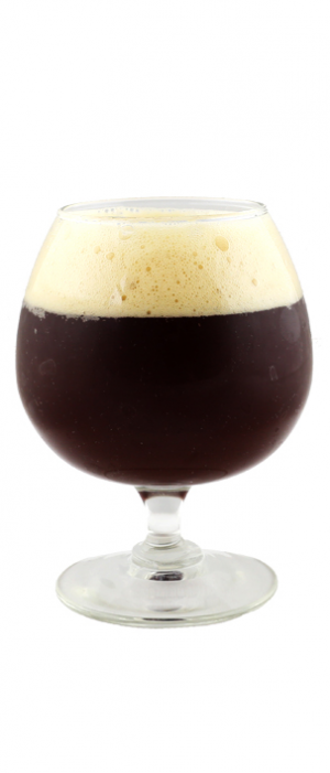 Tapered Stave Barrel Scotch Ale by ZwanzigZ Pizza & Brewing in Indiana, United States