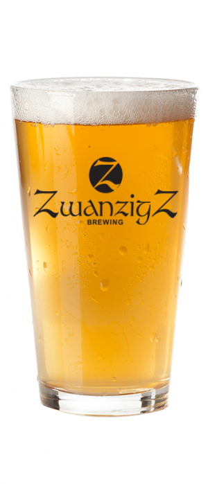 The Ticket Chocolate Beer by ZwanzigZ Pizza & Brewing in Indiana, United States