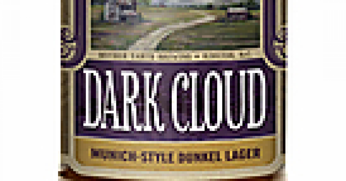mother earth brewing company dark cloud just beer. Black Bedroom Furniture Sets. Home Design Ideas