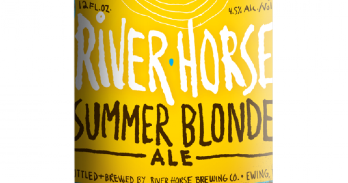 River Horse Brewing Company Summer Blonde Just Beer
