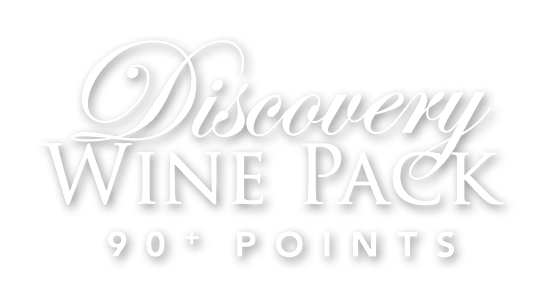 CO-OP Wine Discovery Pack - 90+ Point Wines - August 2015