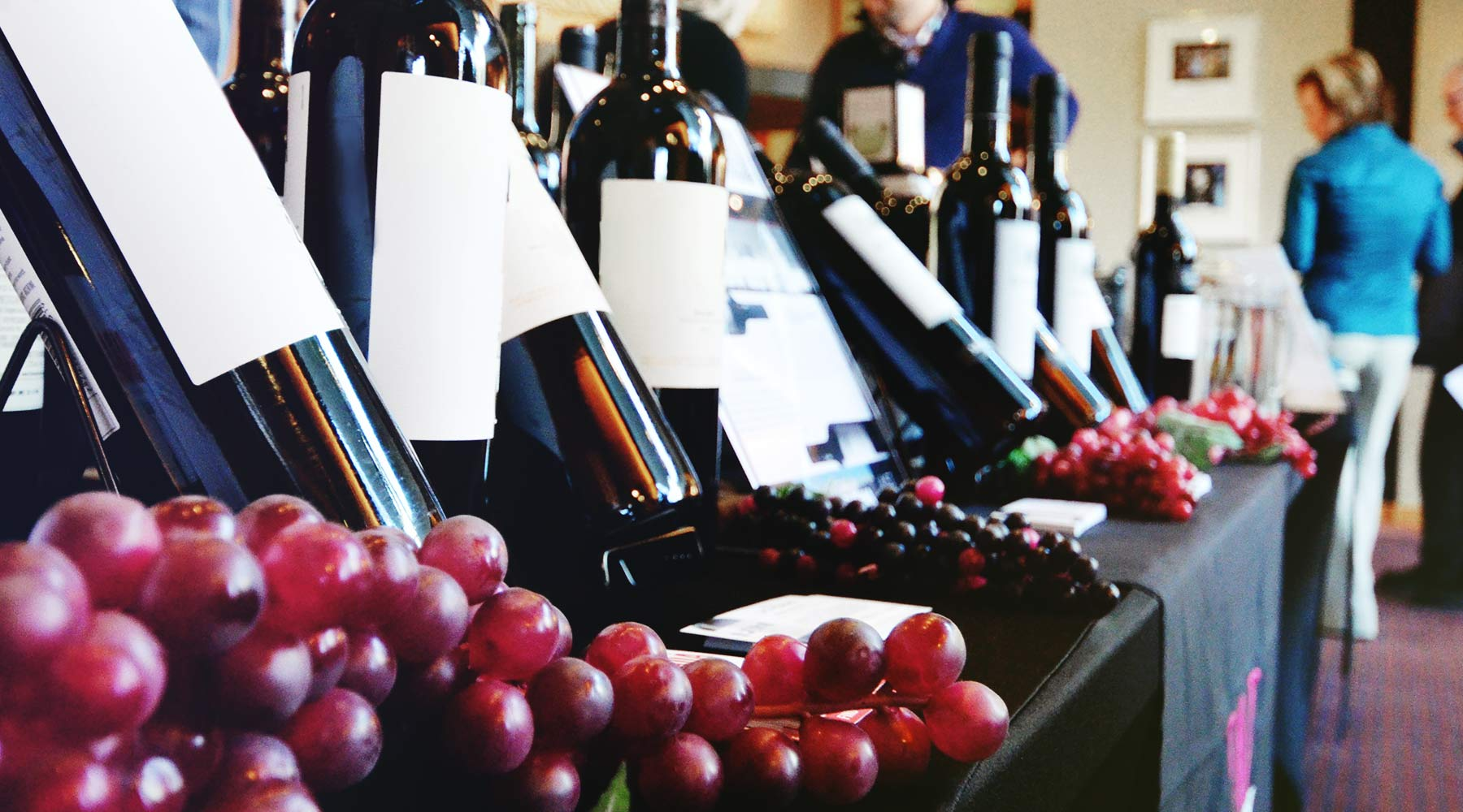 Boutique Wine Tasting and More on Newbury Street | Just Wine