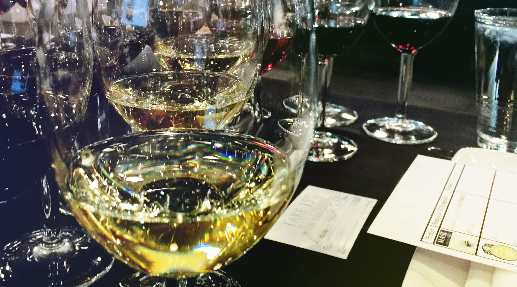 Two Night Champagne Class | Just Wine