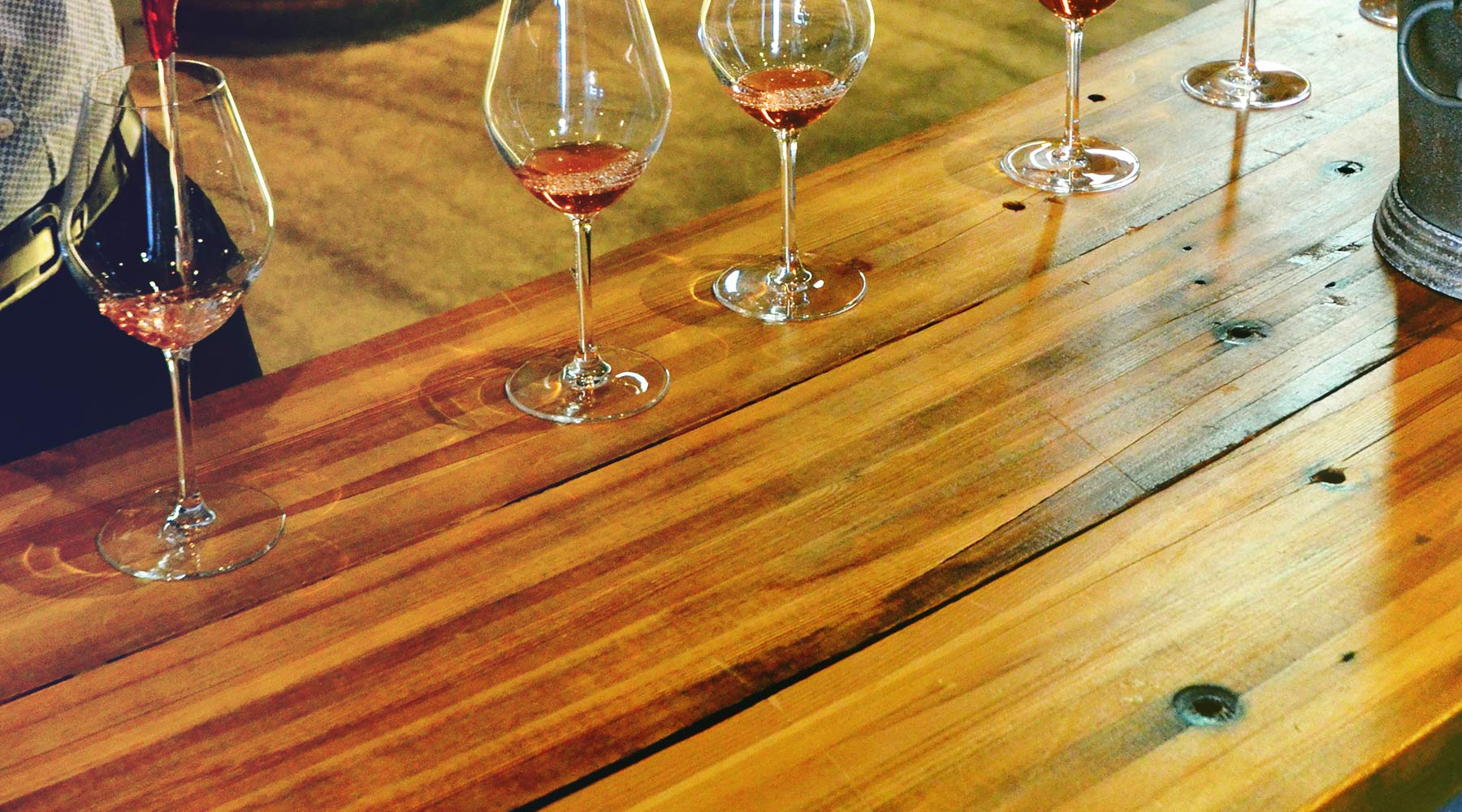 Castle Winery Tour | Just Wine
