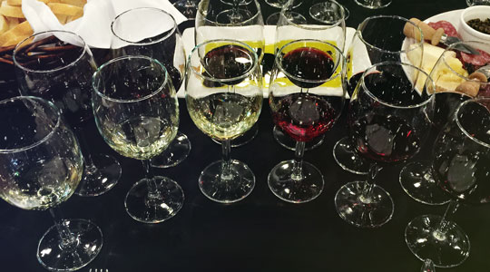 Just Wine - 2019 Lions Wine & Cheese Tasting