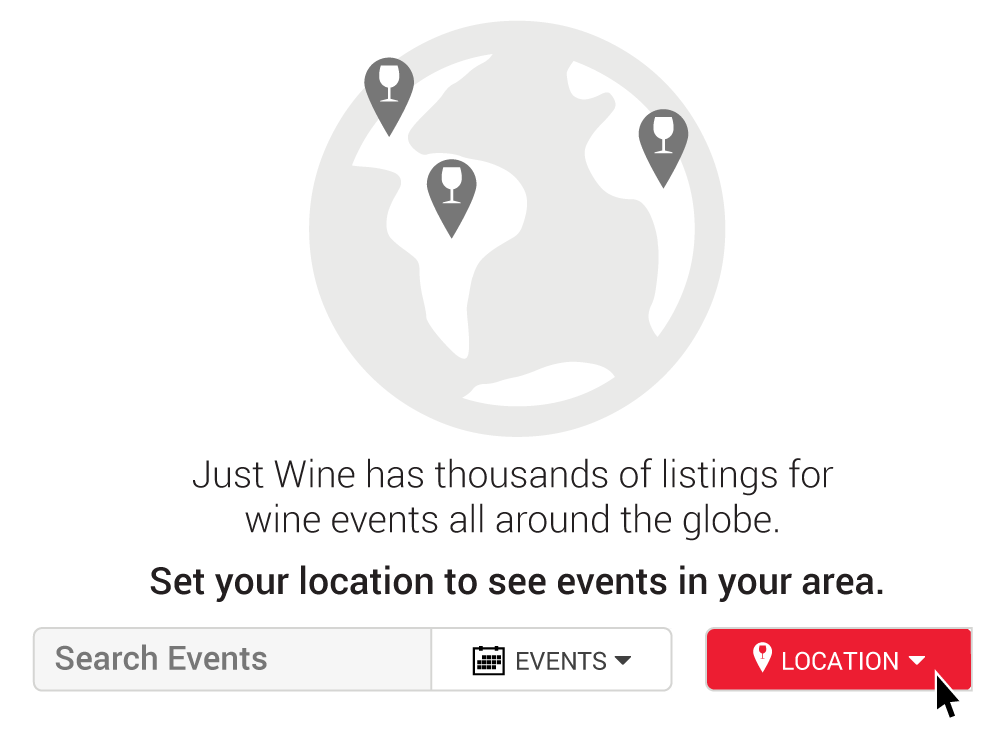 Set your location to see events in your area