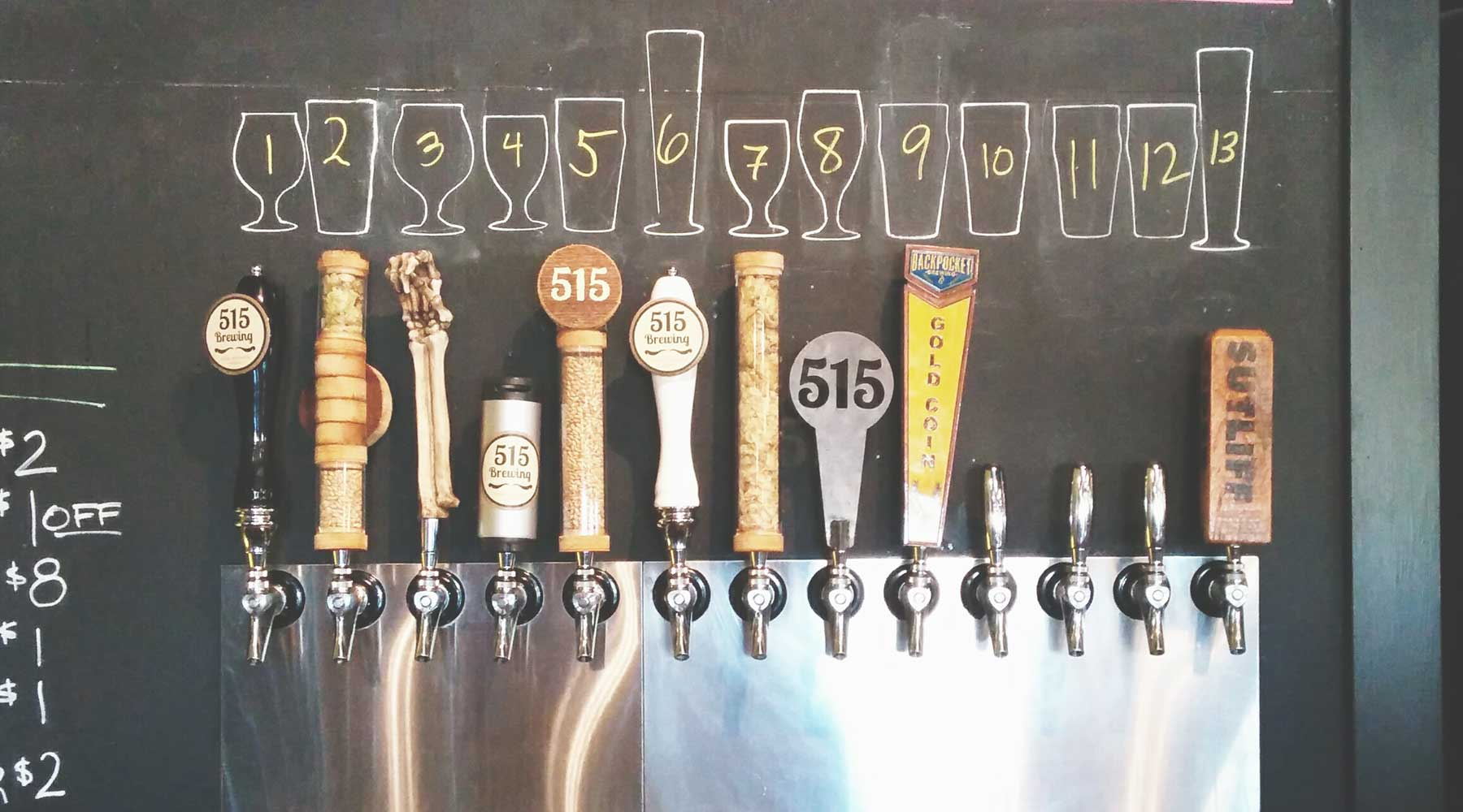 515 Brewing Company | Just Wine