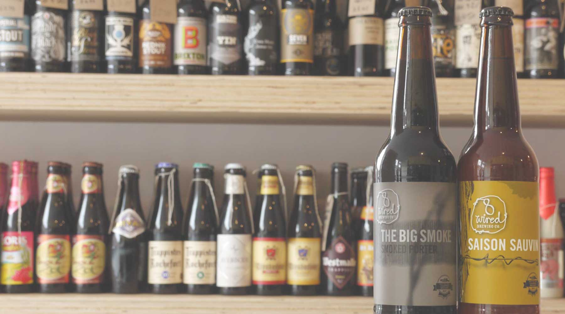 8 Wired Brewing | Just Wine