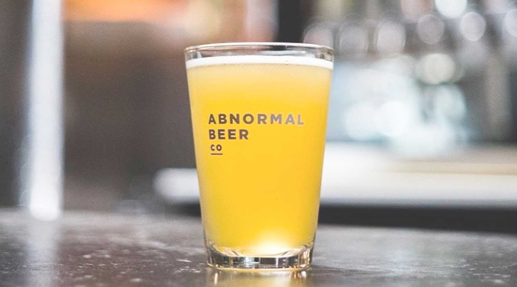Abnormal Beer Company | Just Wine