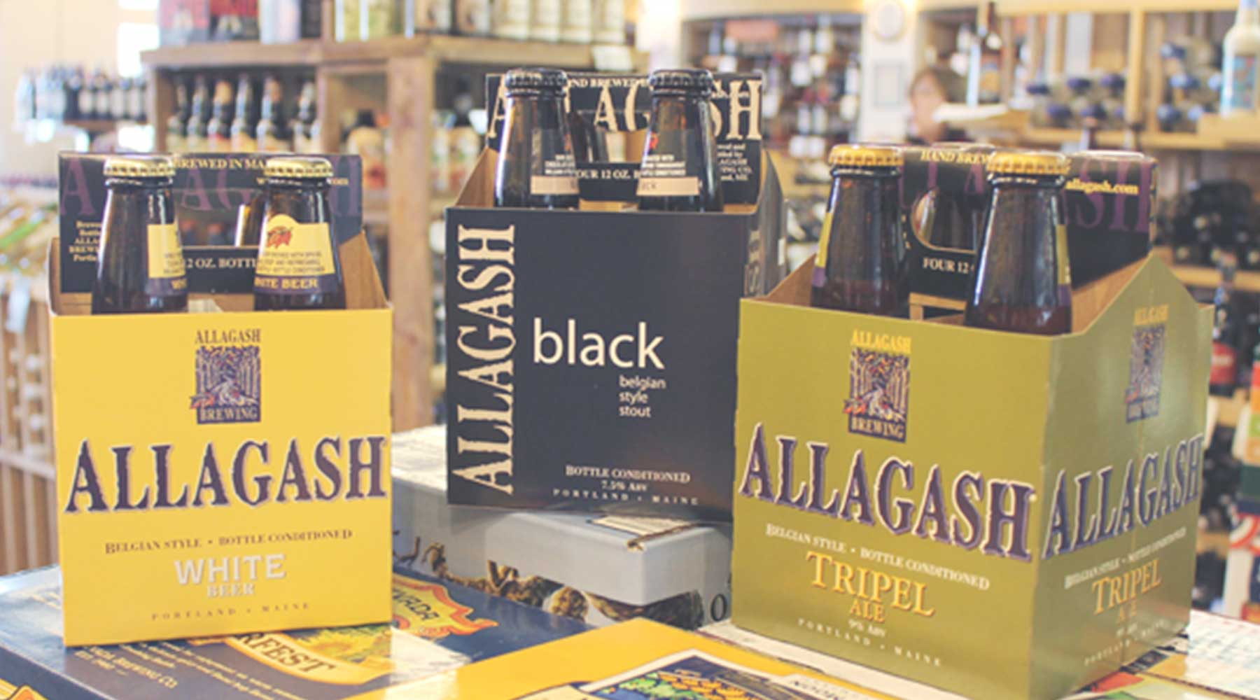 Allagash Brewing Company | Just Wine