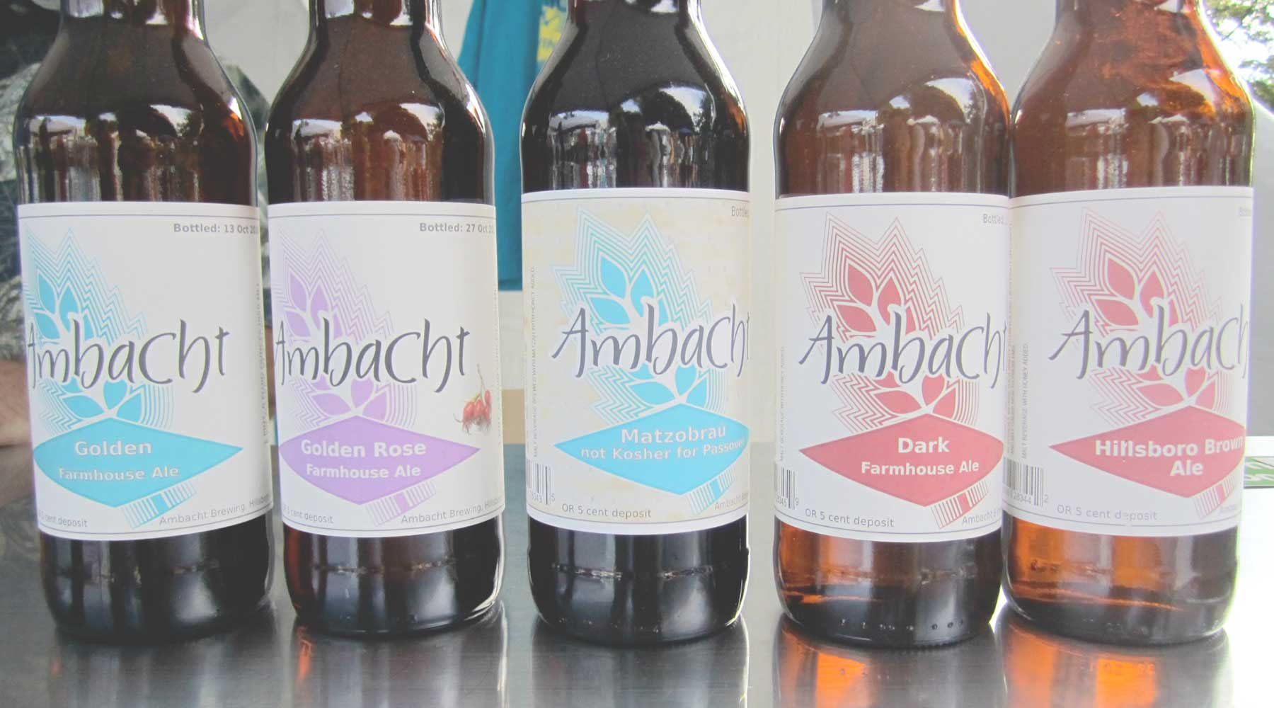 Ambacht Brewing | Just Wine