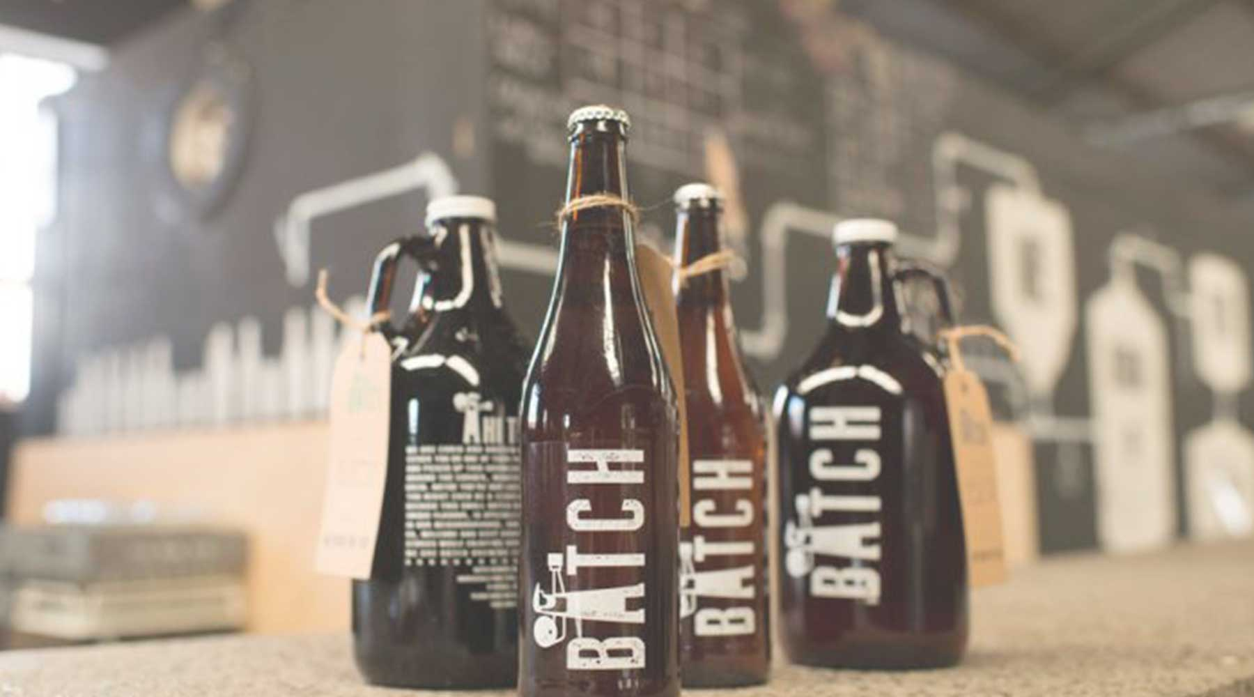 Batch Brewing Company | Just Wine