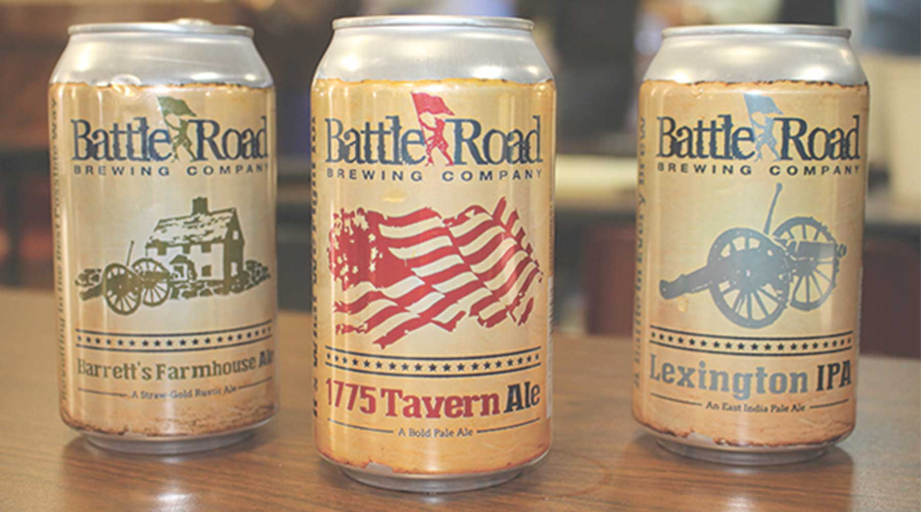 Battle Road Brewing Company | Just Wine