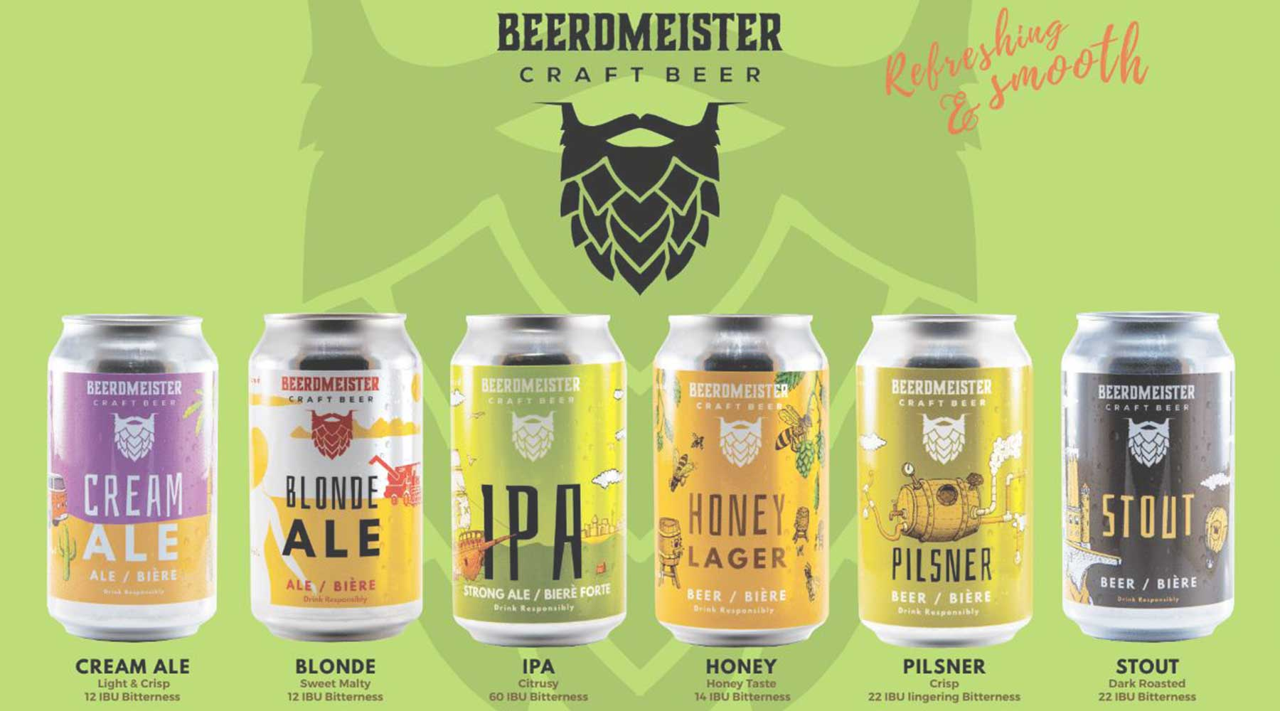 BeerdMeister Craft Beer | Just Wine