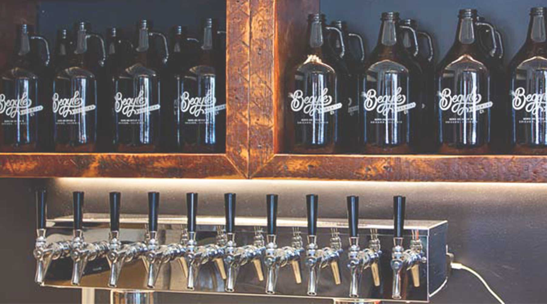 Begyle Brewing Company   Just Wine