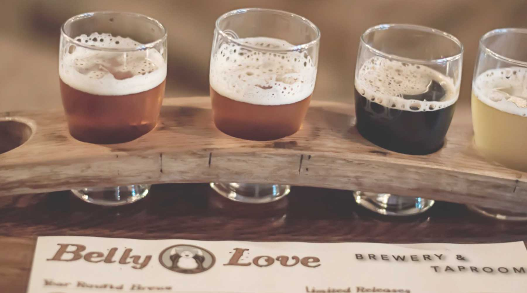 Belly Love Brewing Company | Just Wine