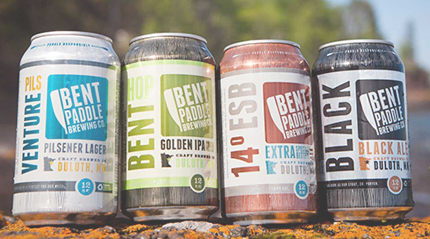 Bent Paddle Brewing Company | Just Wine