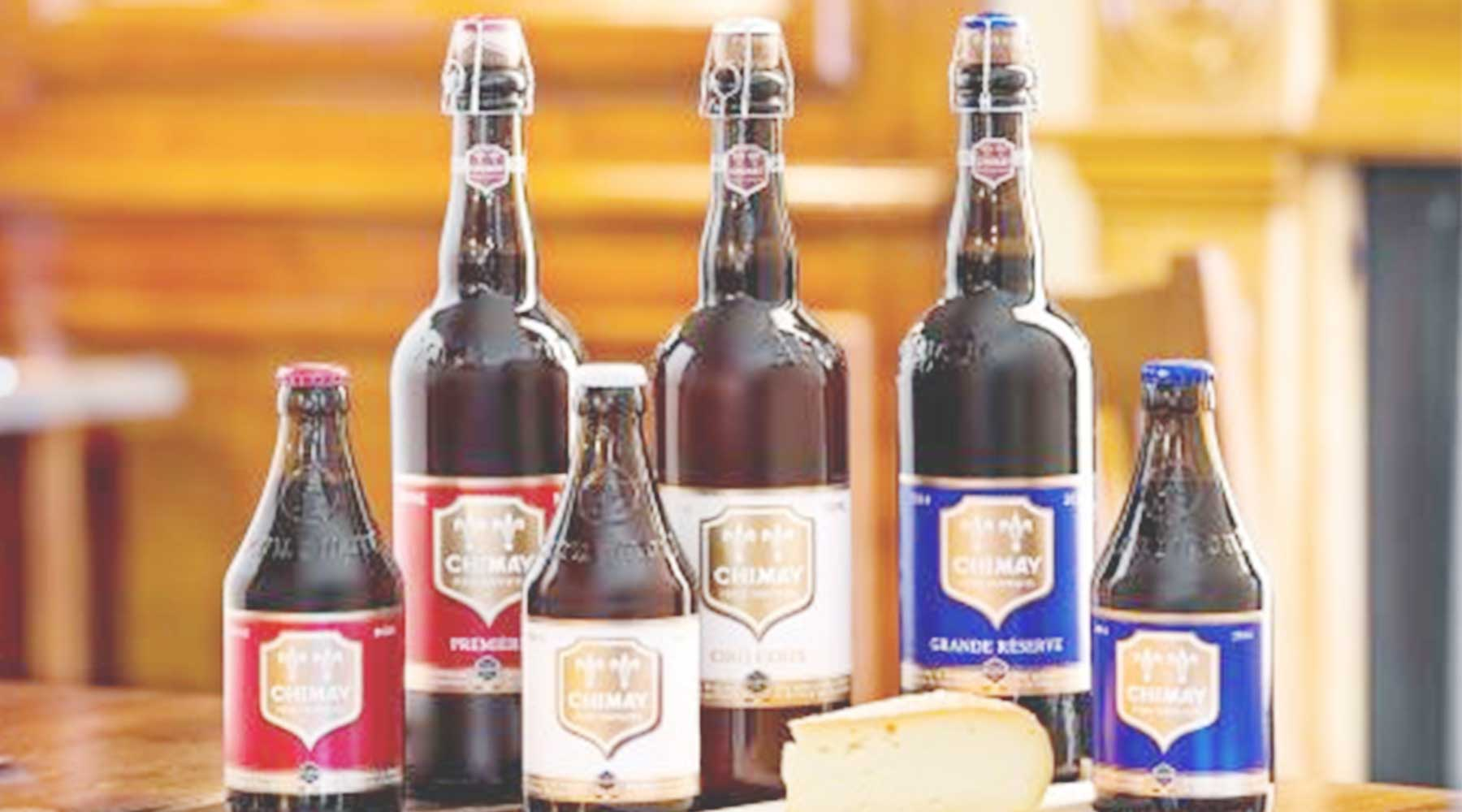 Bieres et Fromages De Chimay | Just Wine