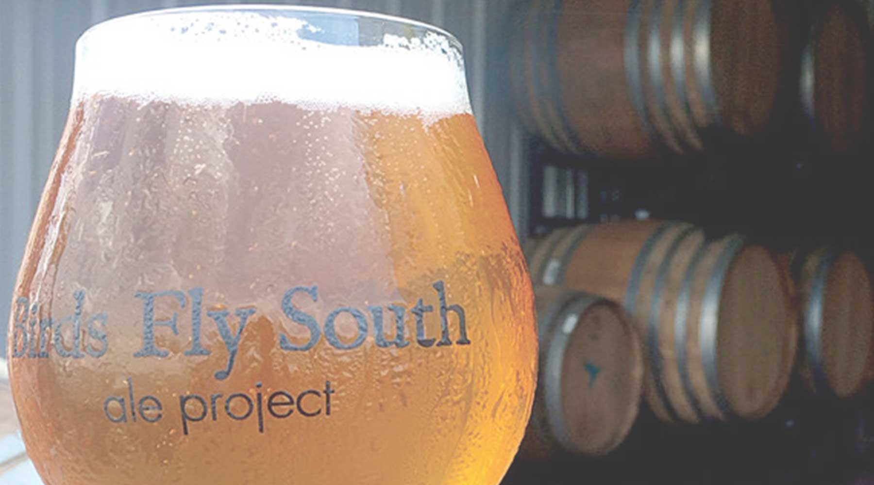 Birds Fly South Ale Project | Just Wine