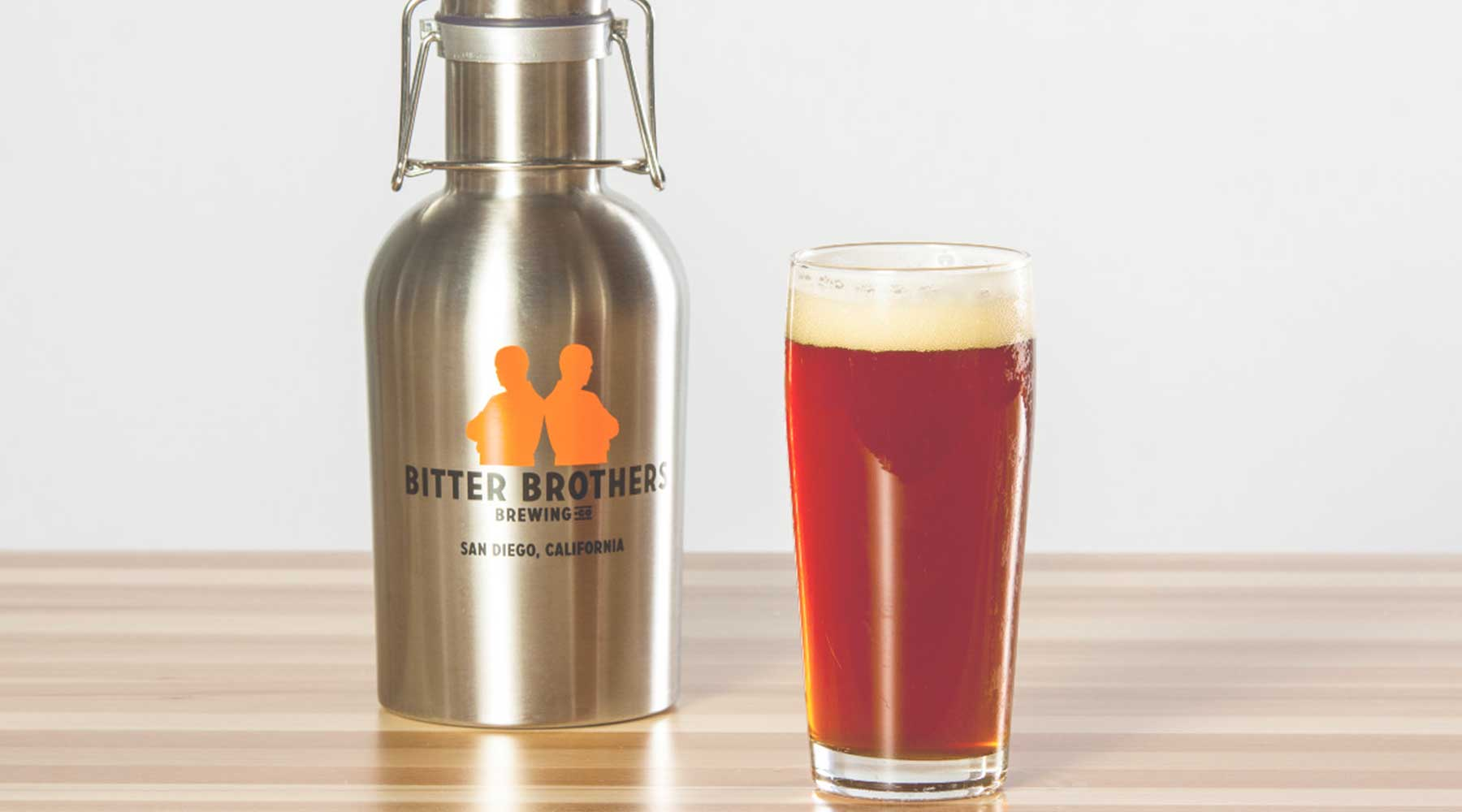 Bitter Brothers Brewing Co. | Just Wine