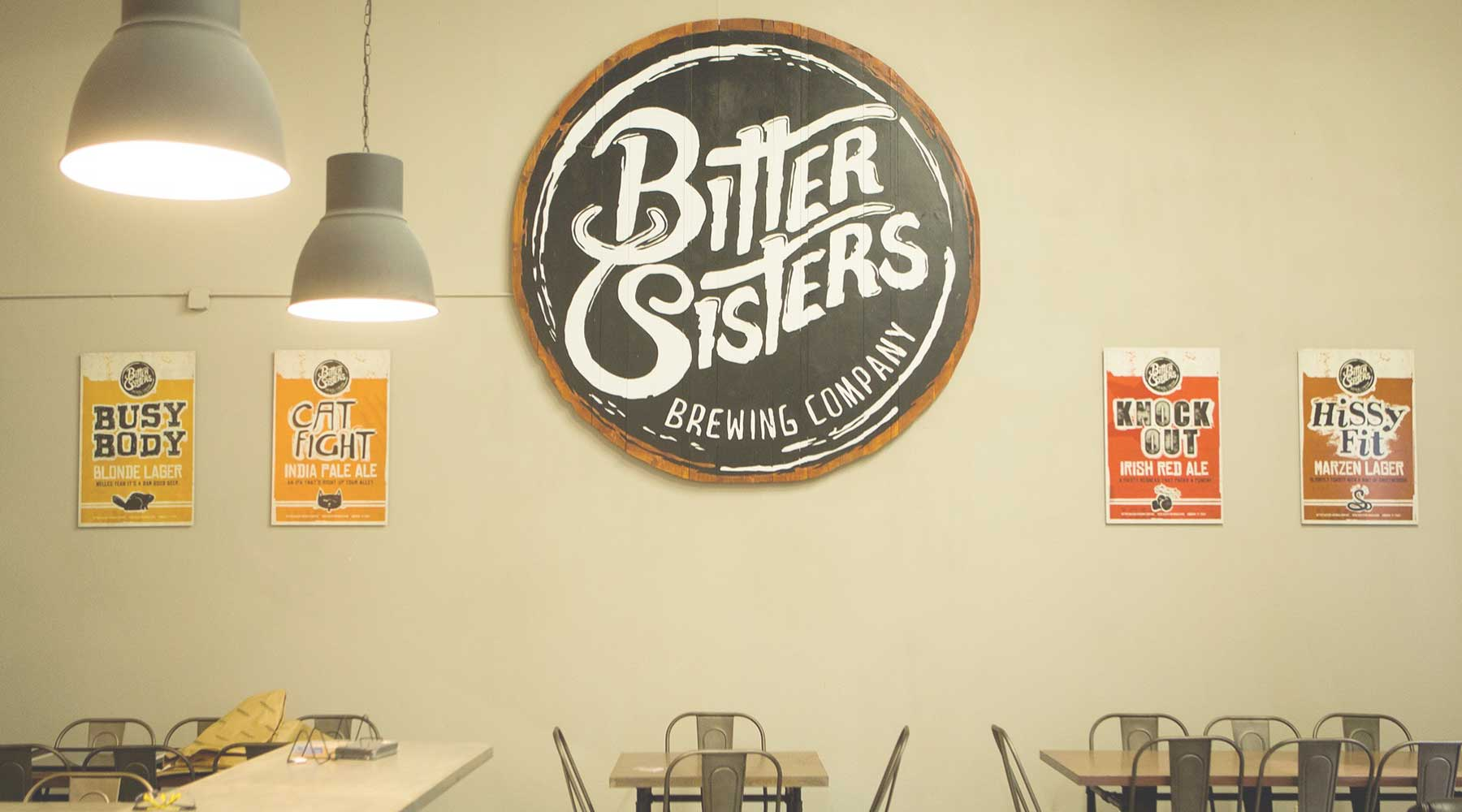 Bitter Sisters Brewing | Just Wine