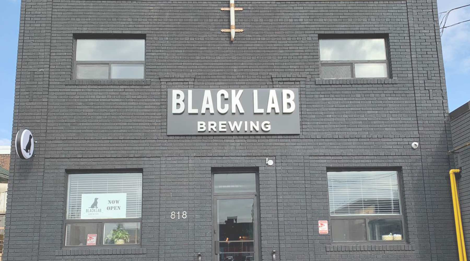 Black Lab Brewing | Just Wine