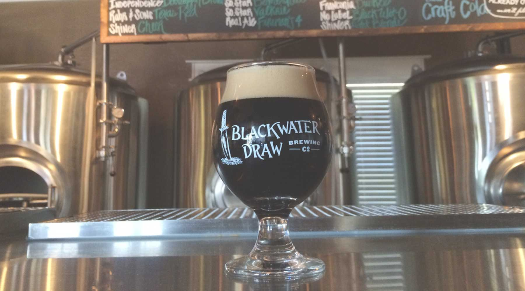 Blackwater Draw Brewing Company | Just Wine