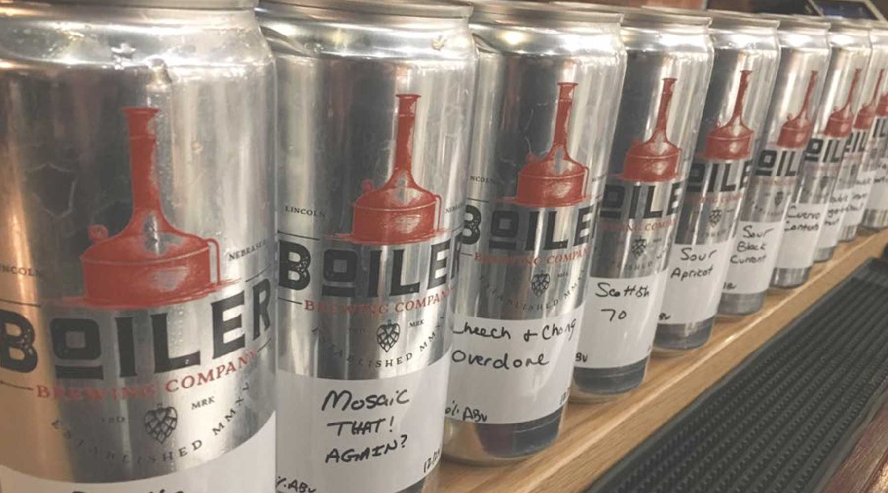 Boiler Brewing Company | Just Wine