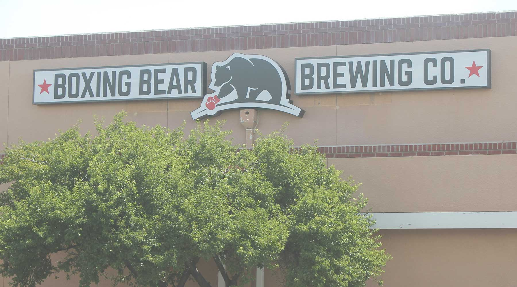 Boxing Bear Brewing Co. | Just Wine