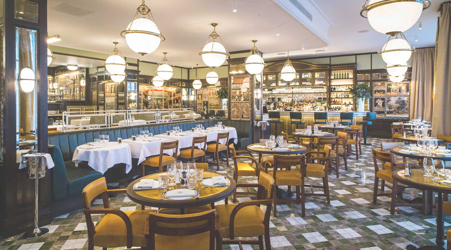 Brasserie Kensington | Just Wine
