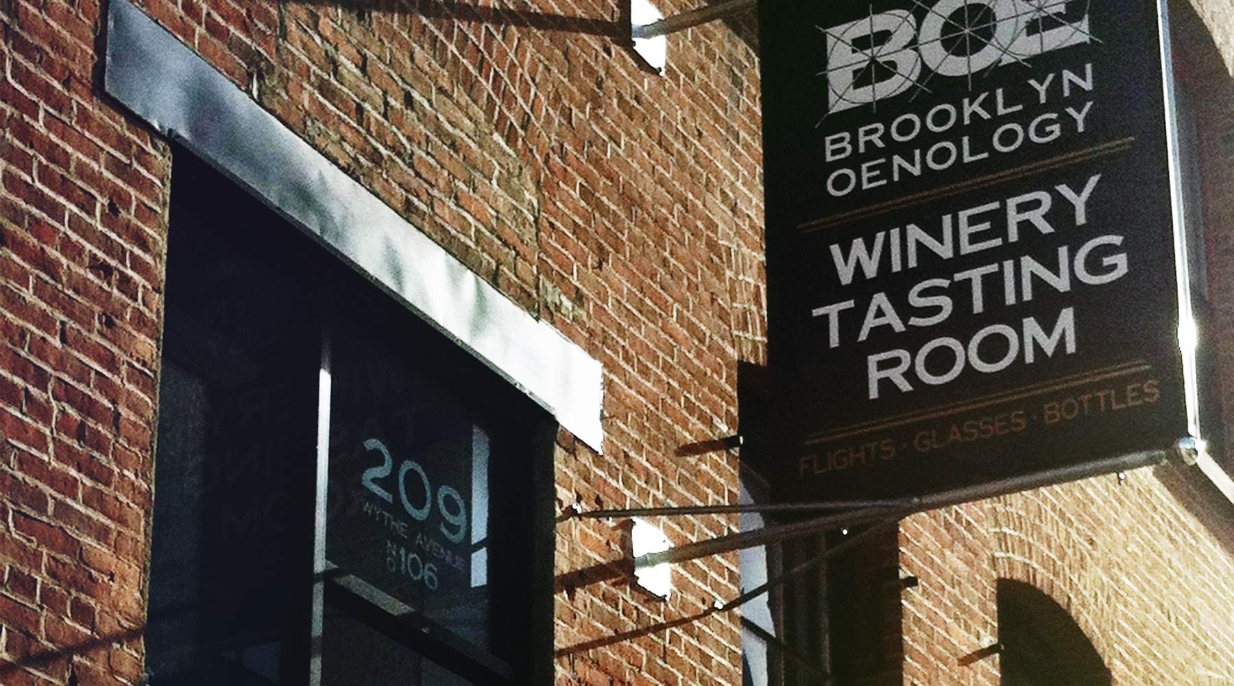 Brooklyn Oenology | Just Wine