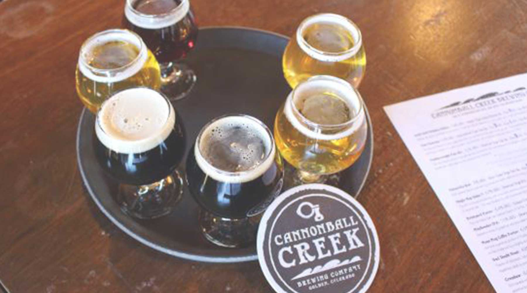 Cannonball Creek Brewing Company | Just Wine