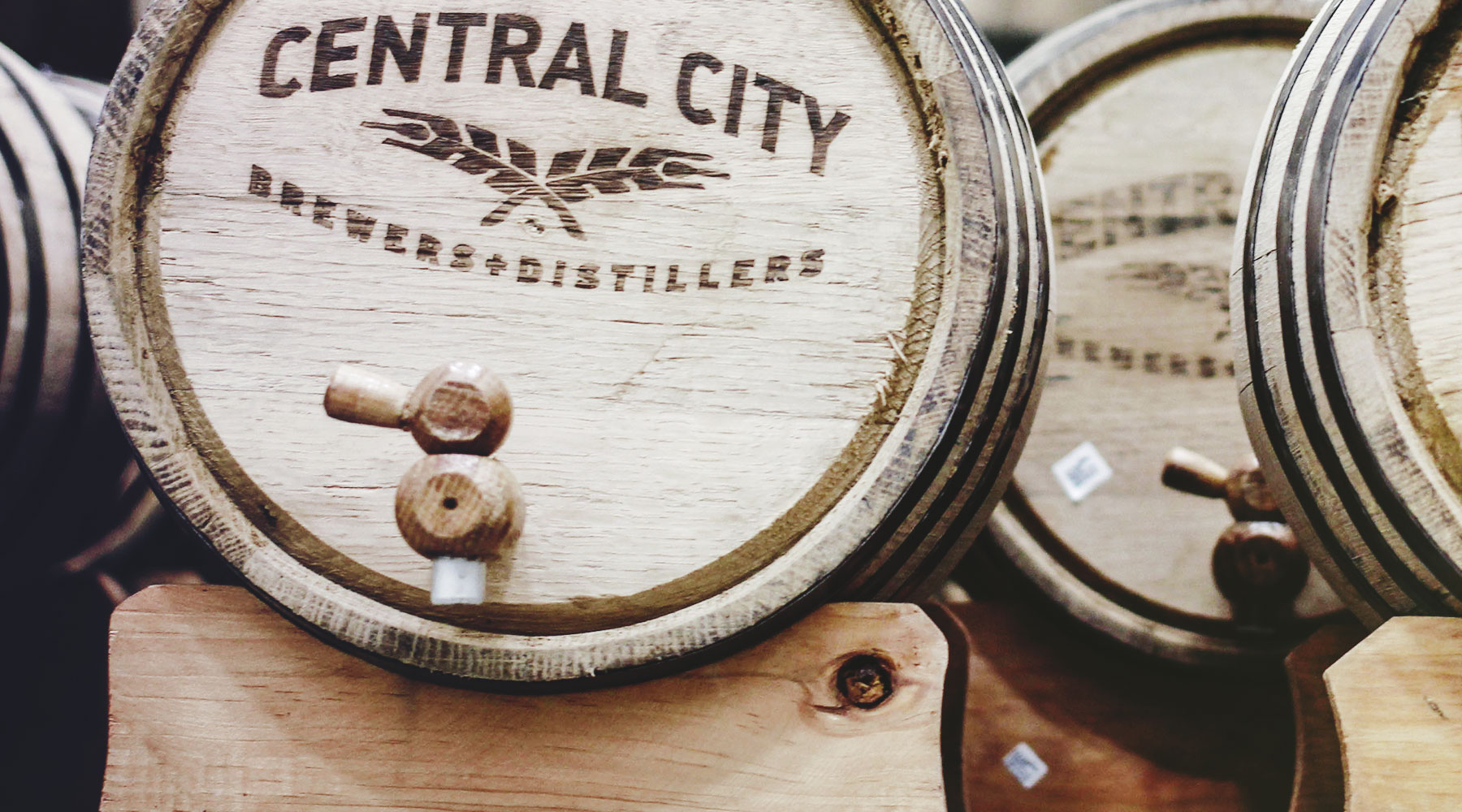 Central City Brewers & Distillers | Just Wine