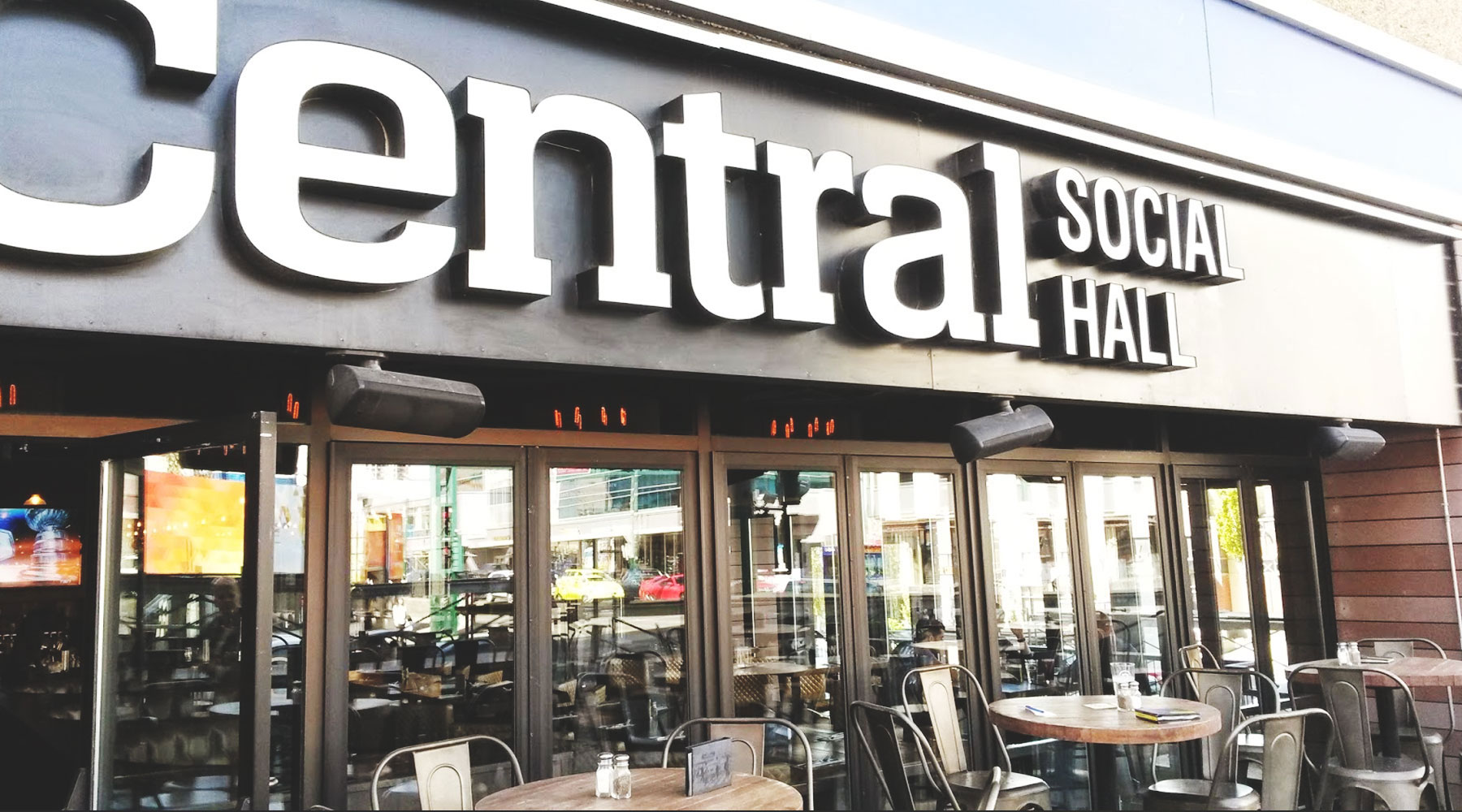 Central Social Hall | Just Wine