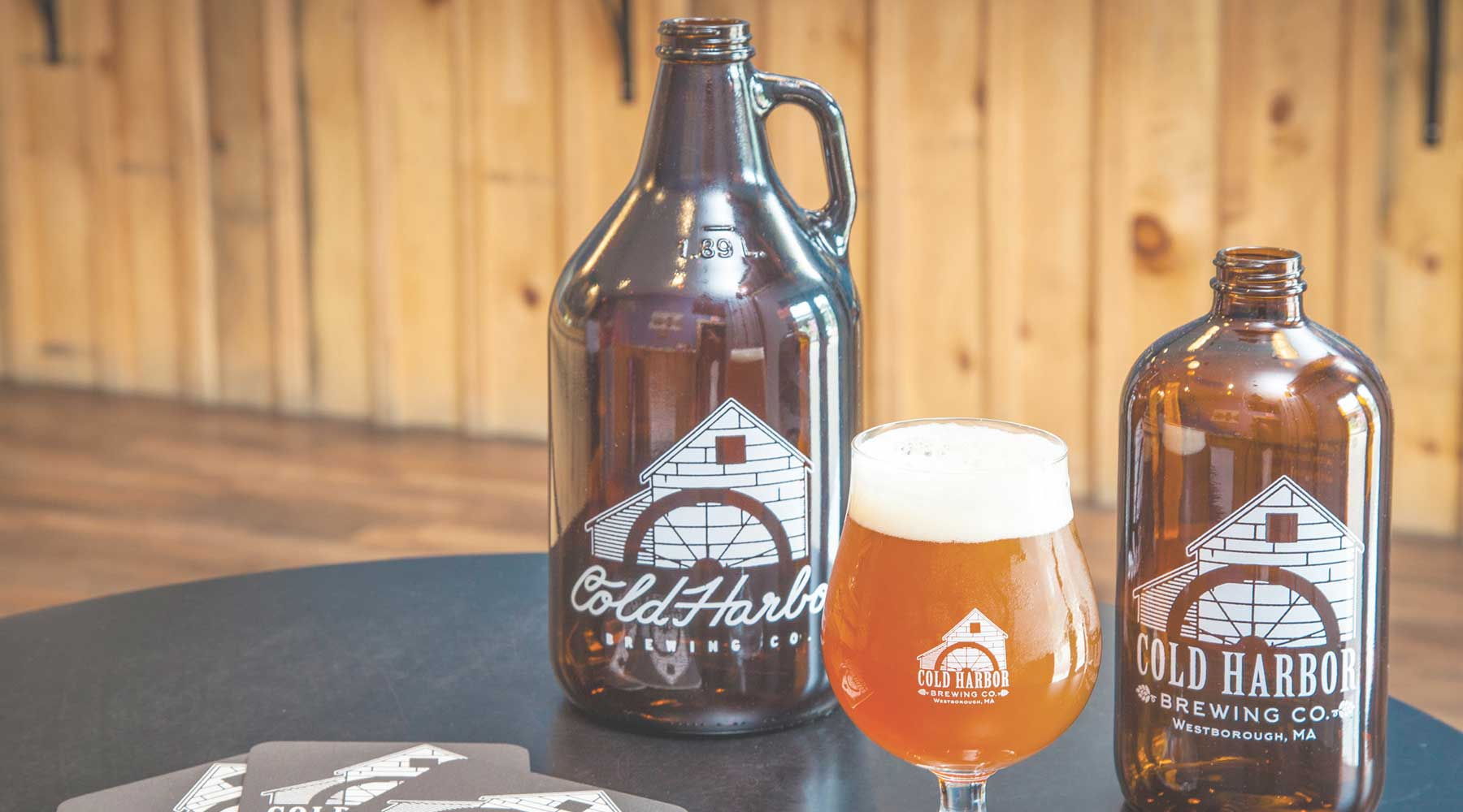Cold Harbor Brewing Company | Just Wine