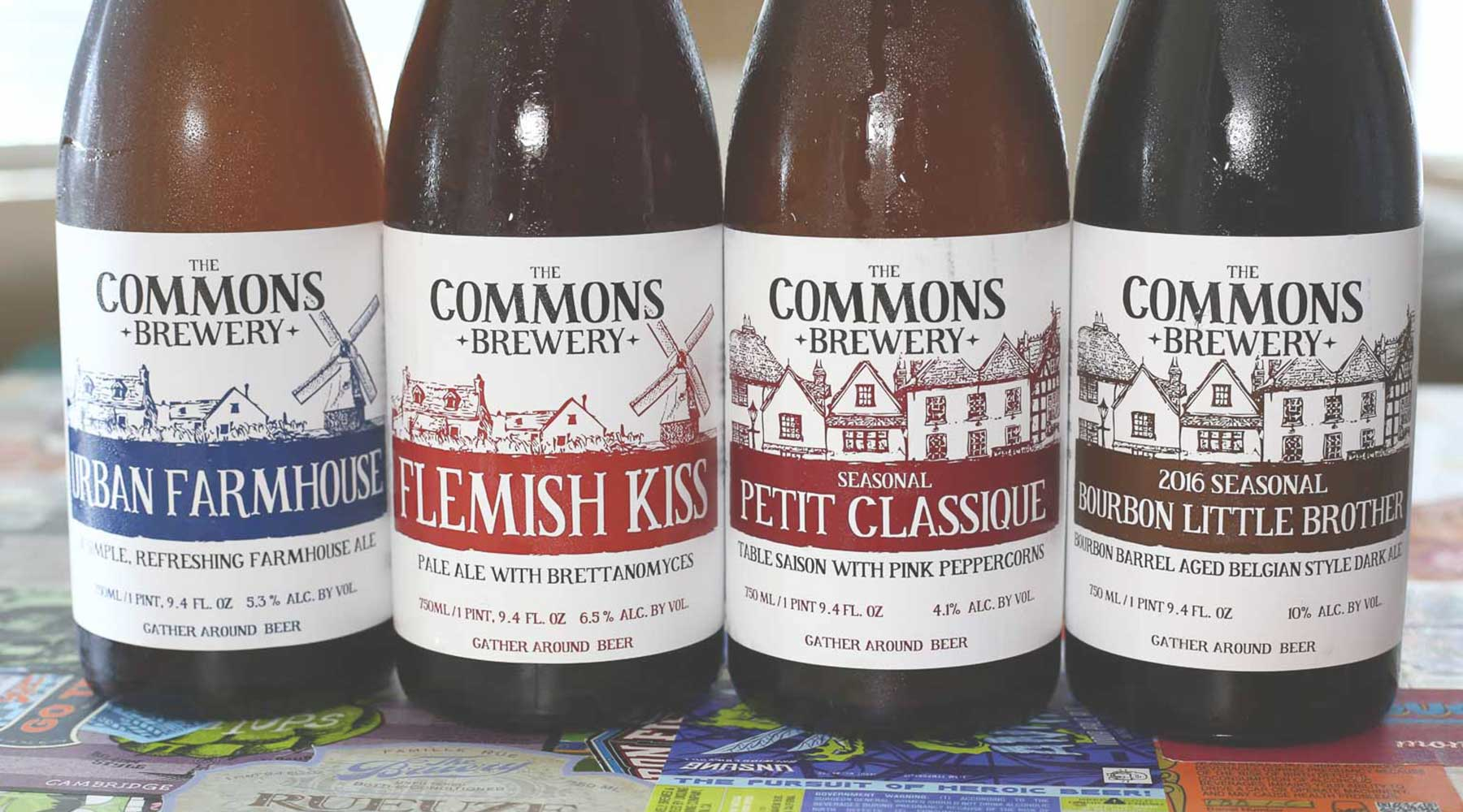 The Commons Brewery | Just Wine
