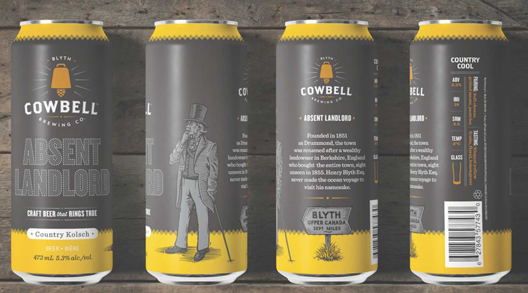 Cowbell Brewing Company | Just Wine